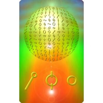 3D Matrixcard Wohlbefinden