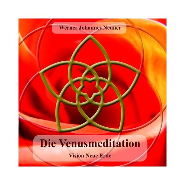 Die Venusmeditation - Meditationsmappe