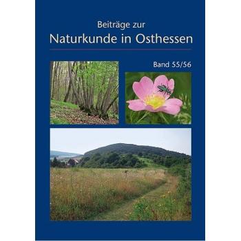 Beiträge zur Naturkunde in Osthessen Band 55/56