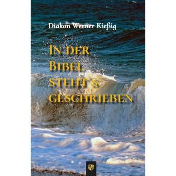 In der Bibel steht's geschrieben