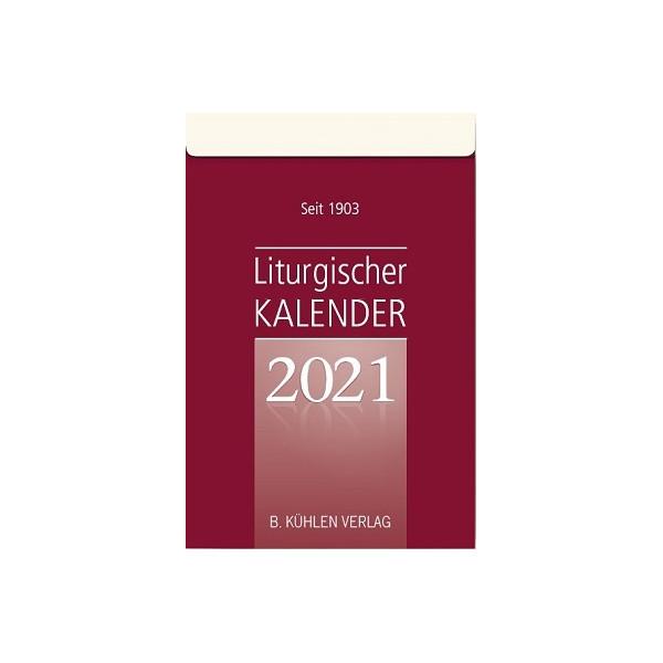Liturgischer Kalender 2021