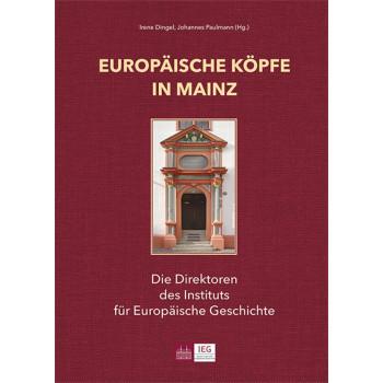 Europäische Köpfe in Mainz