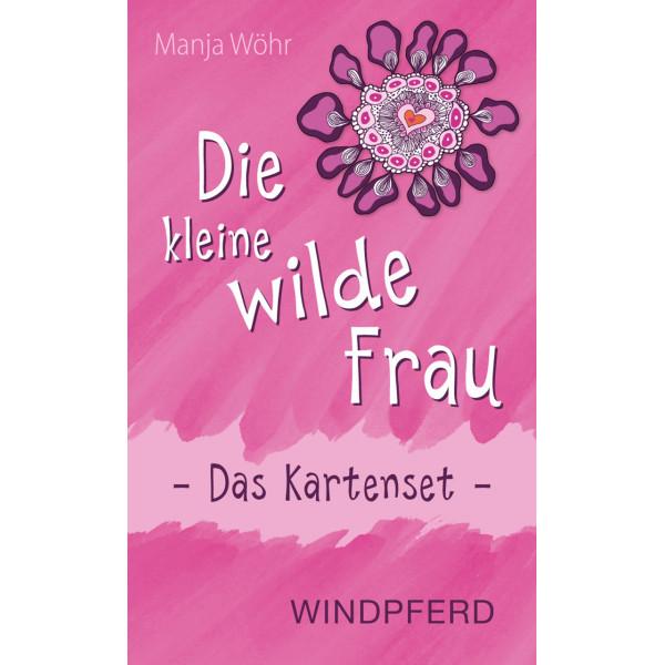 Die kleine wilde Frau - Das Kartenset