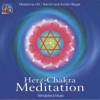 Herz-Chakra-Meditation