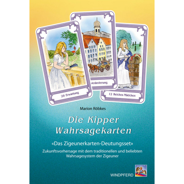 Die Kipper-Wahrsagekarten