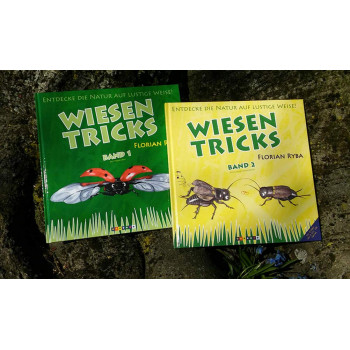 Wiesentricks-Buchset Band 1...