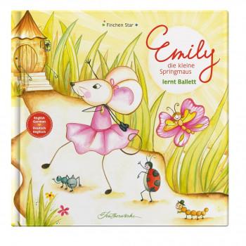 Emily, die kleine Springmaus lernt Ballett